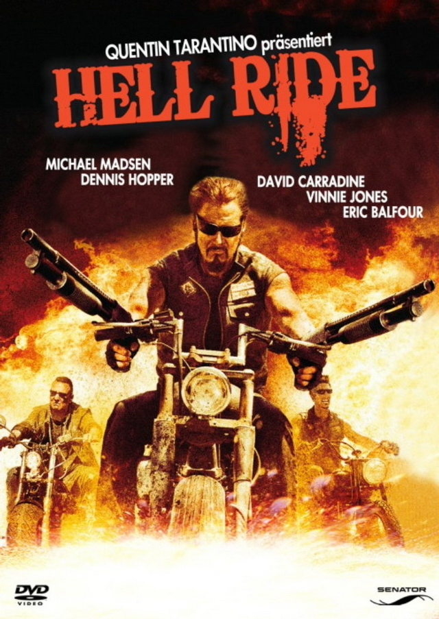 Hell Ride | Multi | DVDRiP| FRENCH