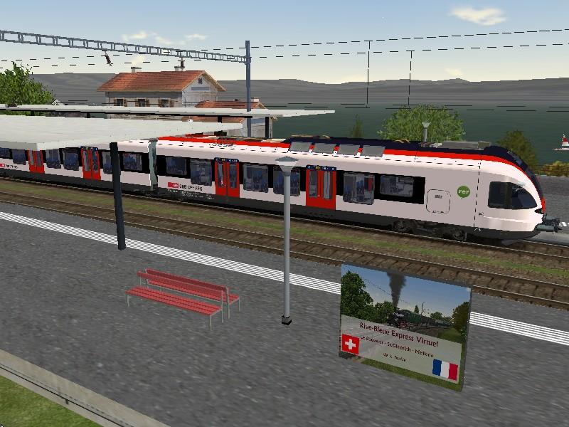 stadler flirt trainz Stadler flirt (saks flinker leichter innovativer regional triebzug, engl fast light innovative regional train) on stadler railin valmistama sähkömoottorikäyttöinen junayksikkö.