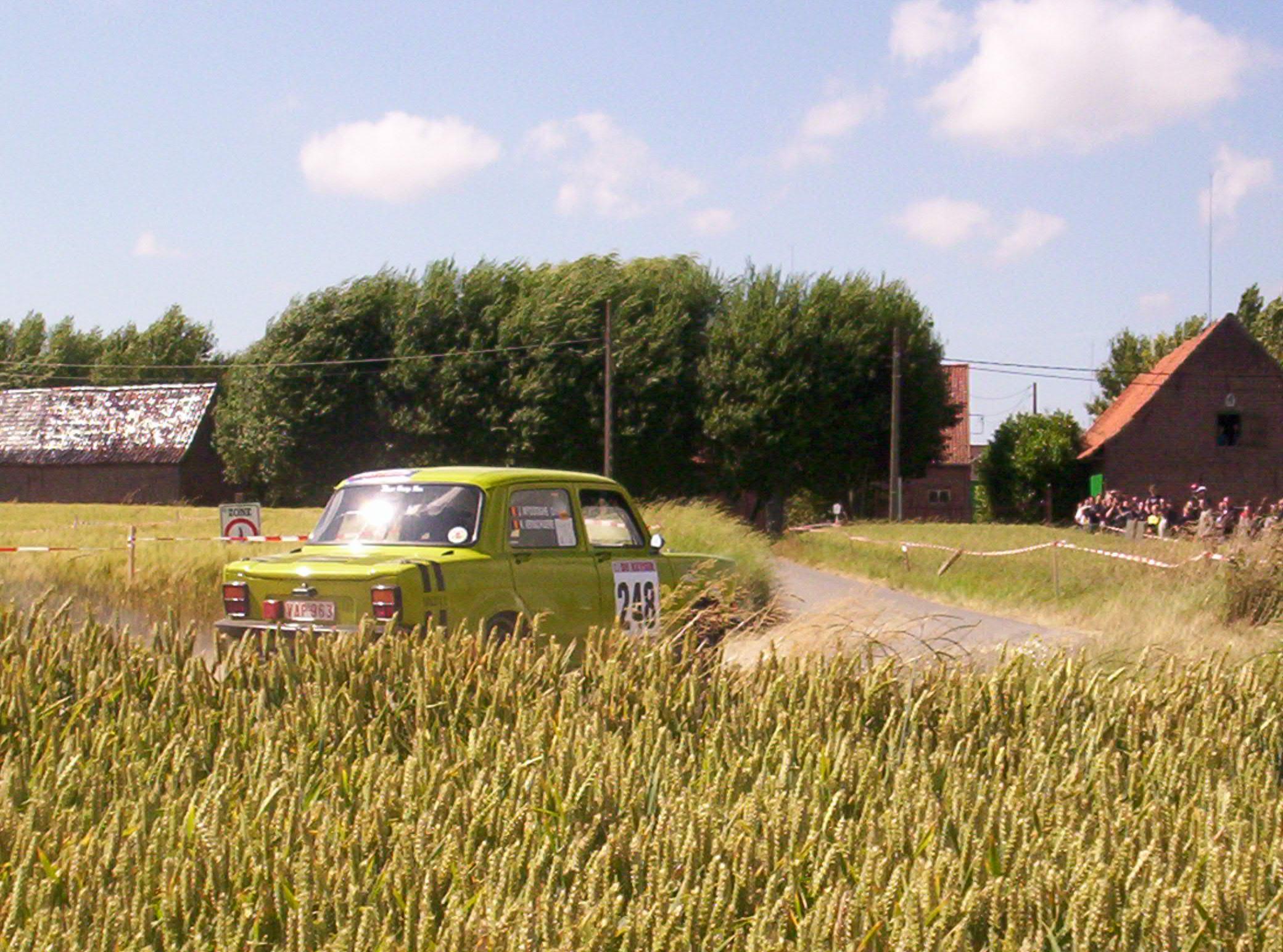 Mes photos de Rallyes ;)